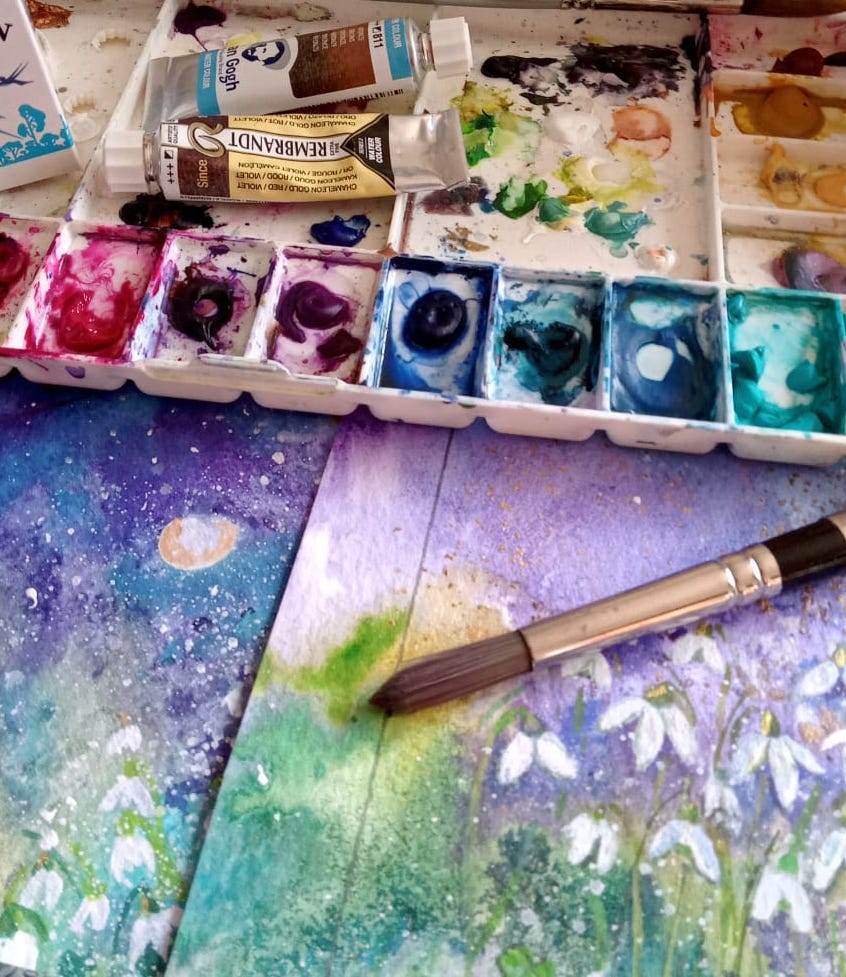 art class Leicestershire