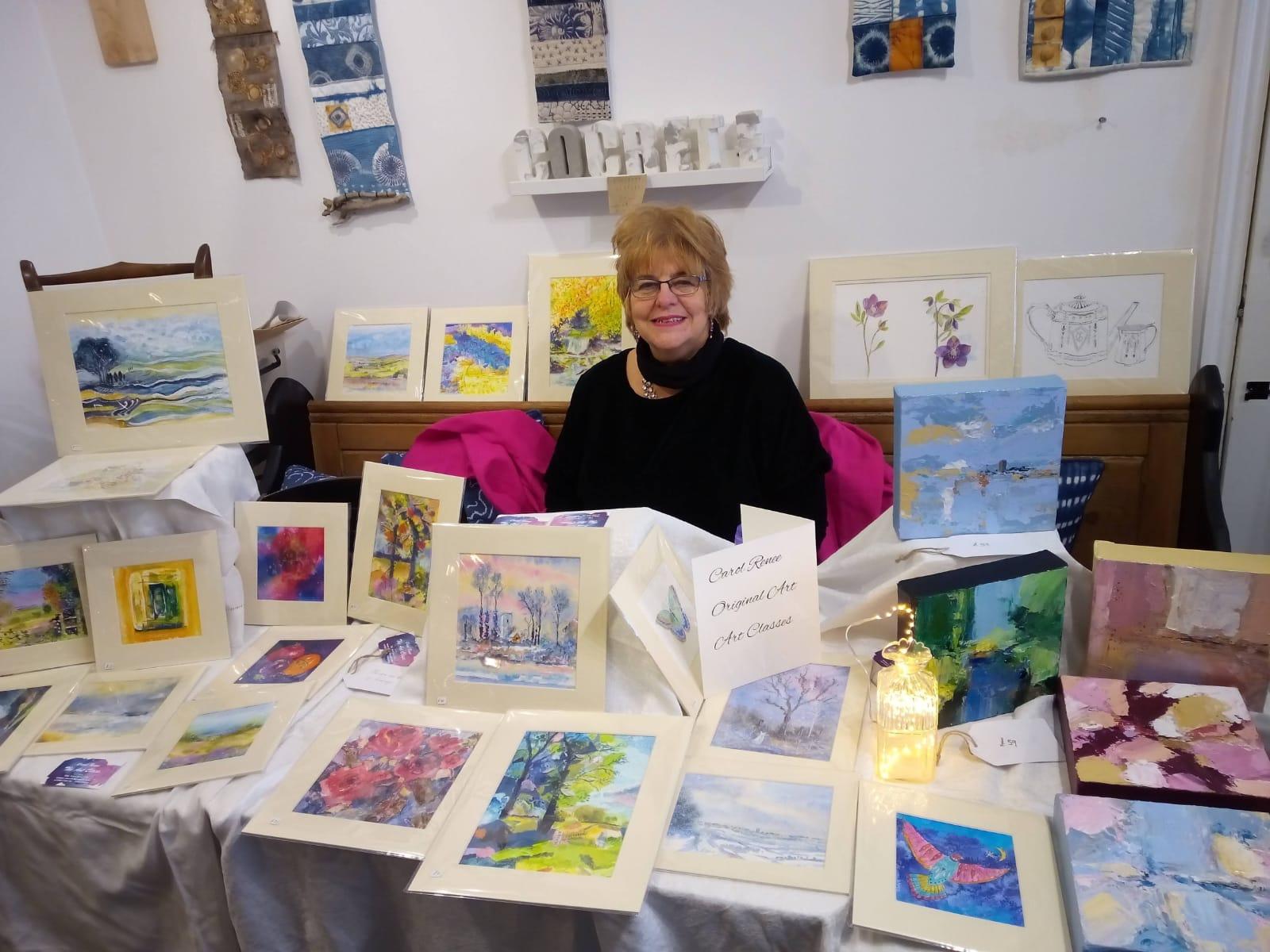 Carol Renee art